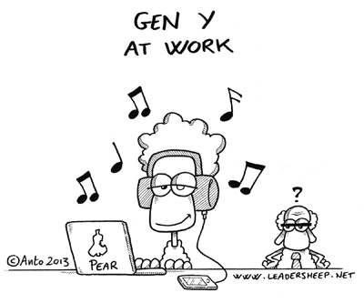 gen-y-at-work